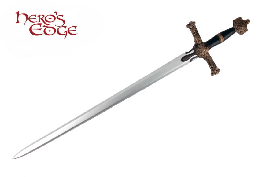 "Hero's Edge, 44"" Foam King Solomon Sword"