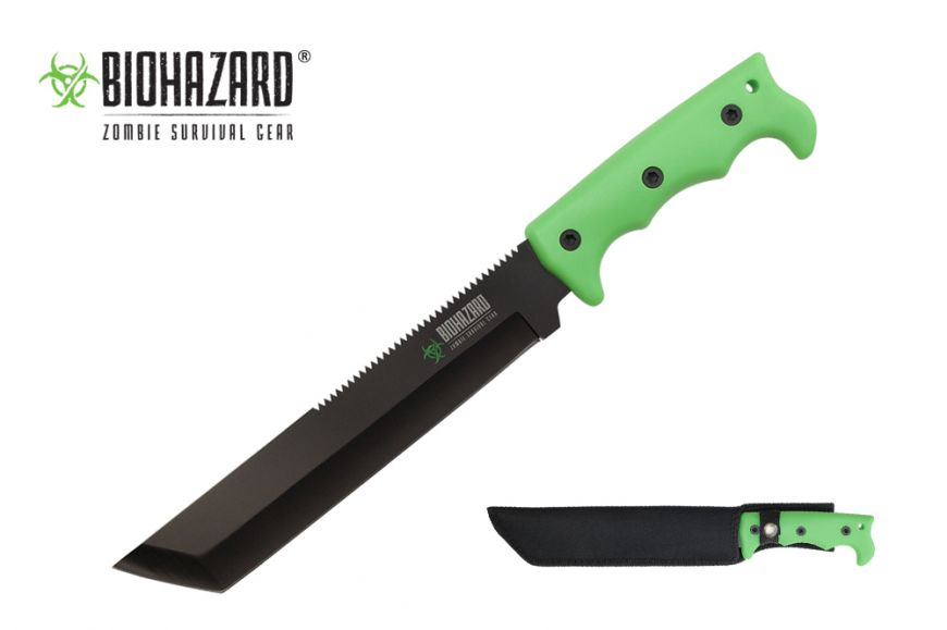 """14.25"""" Zombie Hunting Knife"""