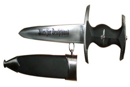WW2 German Black Dagger