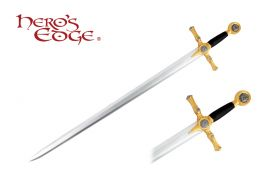 "Hero's Edge, 45"" Foam Masonic Sword"