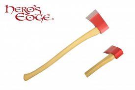 """Hero's Edge,  27 5/8"""" Foam Fire Fighter Axe"""