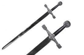 EXCALIBUR SWORD   PLAQUE 45-inch