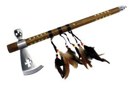 18 OVERALL TOMAHAWK AXE-inch