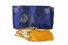 Silk Sword Bag (Blue)