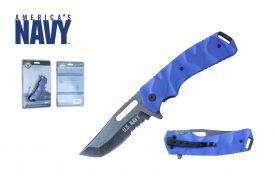 "8.25"" Licensed US Navy Folding Knife"