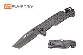 "8.75"" Tanto Point Titanium Milspec Knife"