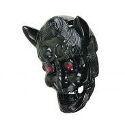 9-inch x 6.5-inch Demon Face Sai Holder