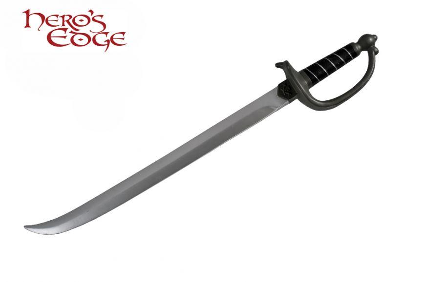 "Hero's Edge, 30"" Foam Pirate Sword"