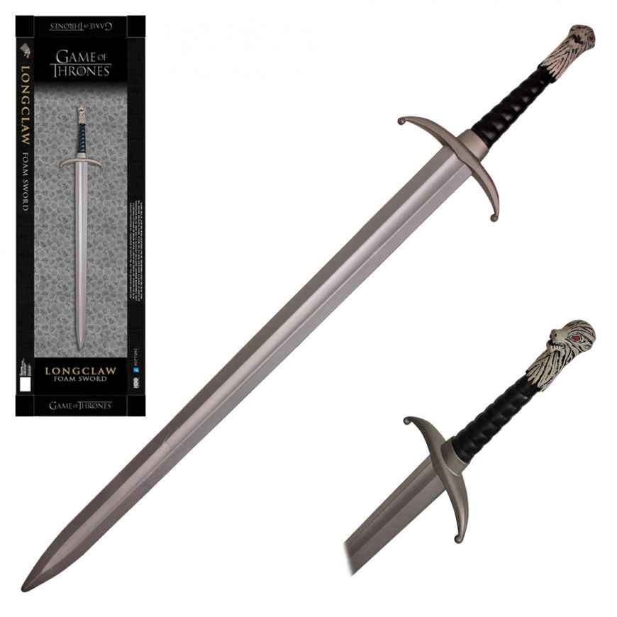 "45"" Game of Thrones, Foam Longclaw Sword"