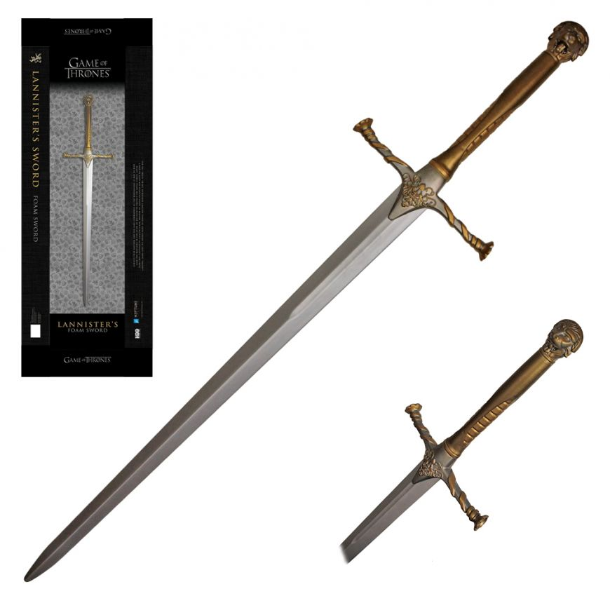 "41"" Game of Thrones, Foam Lannister's Sword"