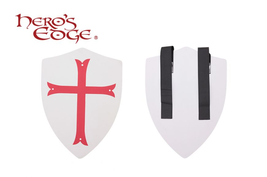Foam Knights Templar Shield