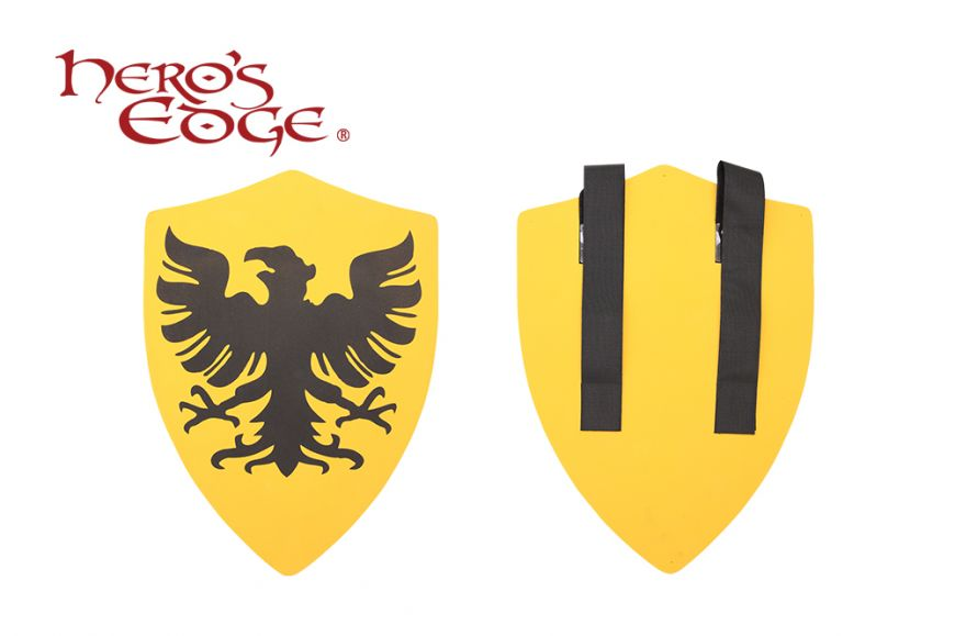 Foam Medieval Eagle Shield