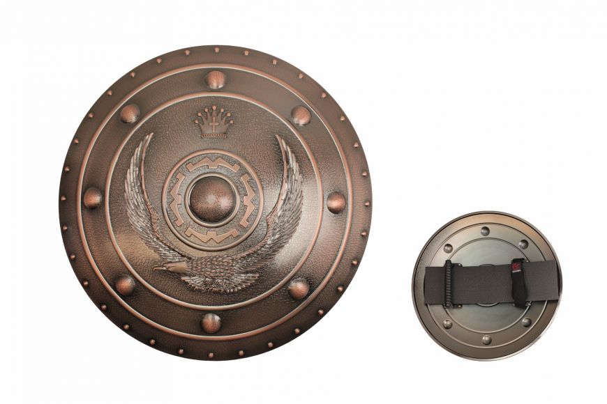 22.5-inch Copper Color Shield w  Eagle Patern