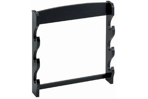 WALL -3 Slot WALL Stand in BLK