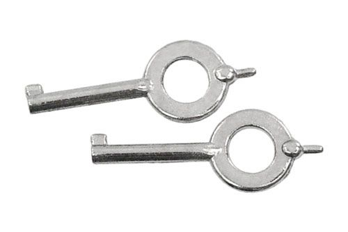 Handcuff Key, pack of 2 pieces.