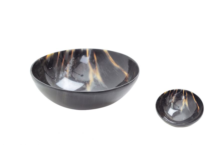 Cow Horn Bowls