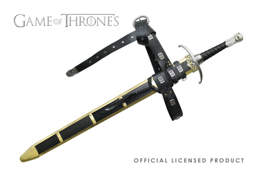 Game of Thrones, Jon Snow's Longclaw's Scabbard