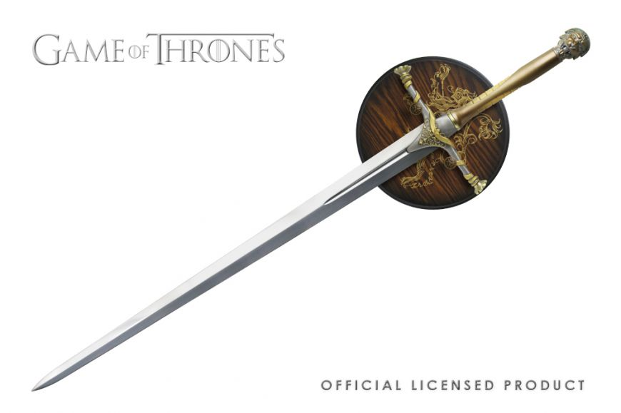 Game of Thrones, Jaime Lannister's Sword