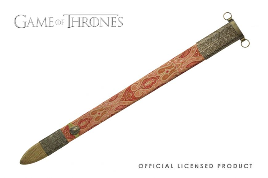 Game of Thrones, Oathkeeper Scabbard