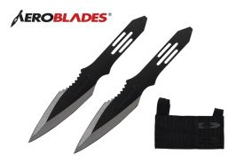 THROWING KNIFE SET OF 2 5.5-inch