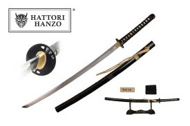 1045 Practical Live Kill BILL's demon sword 40' comes w kit and stand