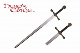 "Hero's Edge, 45"" Foam Excalibur Sword"