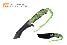 9-inch overall stonewash blade