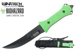 "13.25"" Zombie Hunting Knife"
