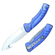 8.5-inch & 7.75-inch 2 Pieces Set Hunting and Pocket Knife