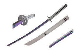 "40"" Hero Katana (purple blade)"