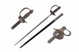 35-inch Medieval Sword