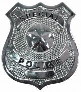 Special Police Badge (Silver)