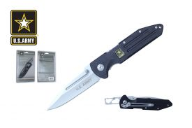 "8 1/8"" Licensed US Army Folding Knife"