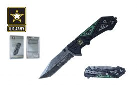 "8.25"" Licensed US Army Folding Knife"
