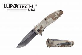 "8"" Assisted Open Pocket Knife"