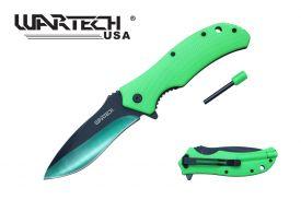 """8.5"""" Pocket Knife w/ Fire Starter"""